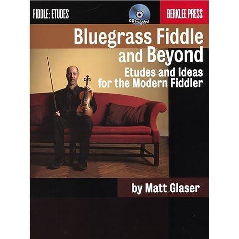Bluegrass Fiddle And Beyond. Partitions, CD pour Violon
