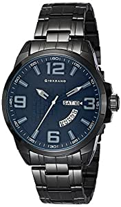 Giordano Analog Blue Dial Men's Watch-C1001-44
