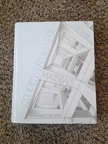 Mechanics of Materials (Mechanics of Materials) by Ferdinand P. Beer (2012-05-03)