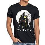style3 One Punch Saitama T-Shirt da Uomo Anime Manga, Dimensione:M