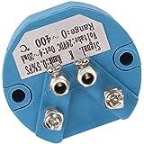 cnbtr 0–400C industrial K tipo termopar sensor de temperatura Transimitter con 4–20mA salida