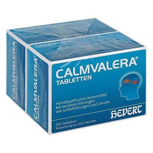 Calmvalera Hevert Tabletten 200 stk
