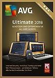 S.A.D AVG Ultimate (2018) unbegr. Geräteanzahl/1 Jahr Software