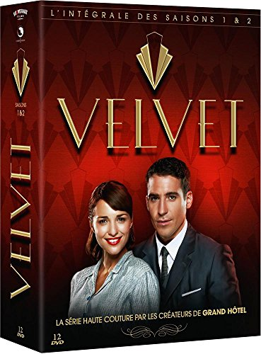 Coffret Velvet, saisons 1 et 2