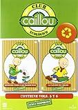 Caillou Club Ecologico Vol 5-6 - Pck 2 [DVD]
