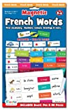 Fiesta Crafts French Words Magnetic Activity Chart