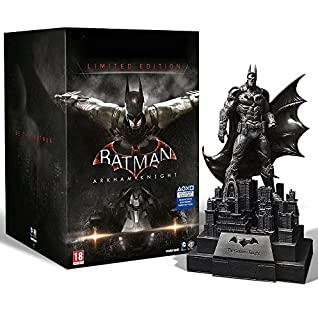 Batman Arkham Knight - édition limitée (B00NIU00SQ) | Amazon price tracker / tracking, Amazon price history charts, Amazon price watches, Amazon price drop alerts