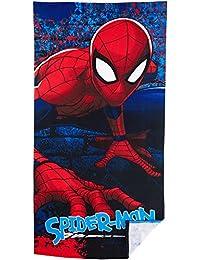 Spiderman Drap de Plage, Toalla de Playa para Niños