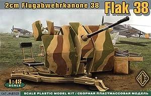 Ace Authentic 2cm Flak 38 (1:48)