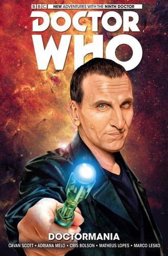 Preisvergleich Produktbild Doctor Who: The Ninth Doctor Volume 2 - Doctormania
