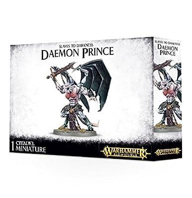 Warhammer Battle & 40k - Daemons Of Khorne Prince Démon