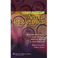Handbook of Applied Therapeutics: Diagnosis and Therapy (Spiral Manual Series)