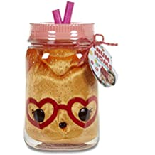 MGA Entertainment Num Noms Surprise in a Jar- OJ Bear Animales de Juguete Marrón,