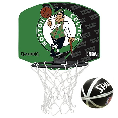 Spalding NBA Miniboard Boston Celtics + Ball