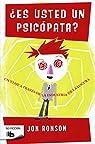 ¿Es usted un psicópata? par Ronson