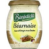 Bénédicta - Sauce béarnaise - Le pot de 260g - Prix Unitaire - Livraison Gratuit Sous 3 Jours