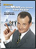 The Man Who Knew Too Little [Region 1]
