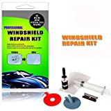 RAXFLY Kit de Réparation Para Brise Outils de Réparation de Vitre Voiture Auto