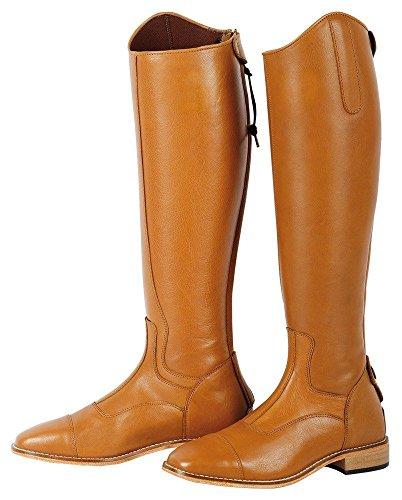 Harrys Horse Ladies Riding Boots Elite Cognac Wide, 30000101 Marrone