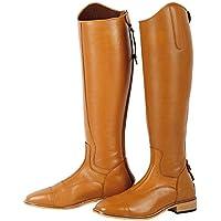 Harry \'s Horse–Botas de equitación Mujer Elite Wide, coñac 30000101, Mujer, Reitstiefel Elite Cognac Wide - 41, marrón