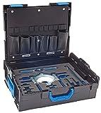 Gedore 1100-1.41/2A - Juego de extractor de guillotina en la caja L-BOXX 136