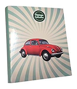 Pacsa - Carpeblock Vintage A4 con Recambio (25001)