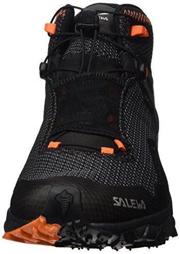 Salewa Uomo Ms Ultra Flex Mid Gore-tex Scarpe Da Trekking E Da Trekking Multicolore (nero / Olanda)