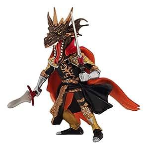 Papo - 38972 - Figurine - Homme Dragon de Feu
