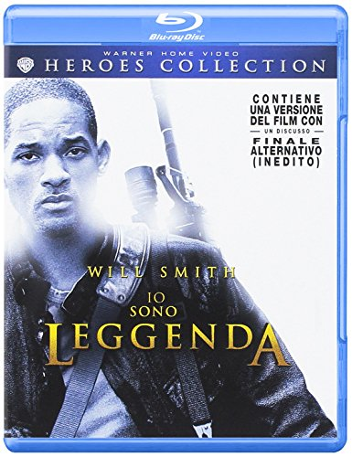 Io sono leggenda [Blu-ray] (Heroes Collection) [IT Import]