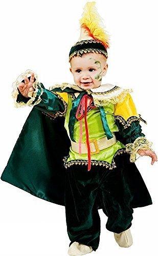 Italienischer Deluxe 6 Stück Baby Kleinkind Jungen Robin -
