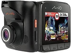 Mio Mivue 538 Deluxe Dashcam Videokamera Für Auto Mit Kamera