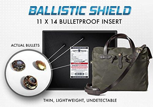 Entfernbare kugelsichere Körperrüstung. NJ Level IIIa derzeit höchste persönliche Sicherheit, wird den Benutzer gegen alle halbautomatischen Schüsse einschließlich 44 Magnum schützen. (44 Magnum)