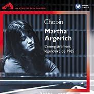 Martha Argerich : L'enregistrement légendaire de