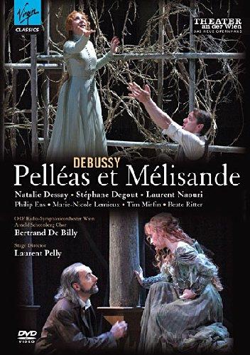 Pelléas et Mélisande, opéra de Claude Debussy (Theater an der Wien 2009) [2 DVDs]