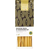 Amazon Brand - Wickedly Prime - Bucatini Pasta di Gragnano IGP, 500gx6