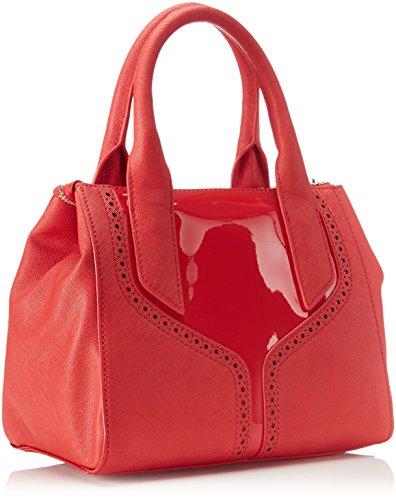 Armani Jeans B5204u6 Henkeltaschen Rot (ROSSO - RED 54)