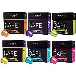 VIAGGIO ESPRESSO - 60 Cápsulas de Café