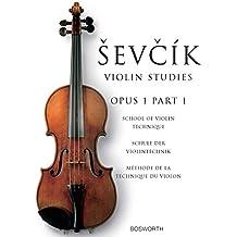 Otakar Sevcik: School of Violin Technique Op. 1 Part 1