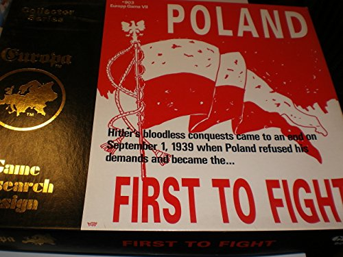 Unbekannt Colletor Series Europa - Poland First to Fight - Game Research Design -