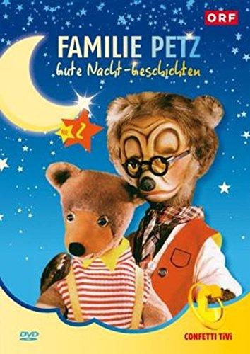 Gute Nacht Geschichten 2: Familie Petz