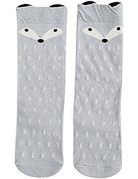 Pu Ran® - Calcetines hasta la rodilla - para niña