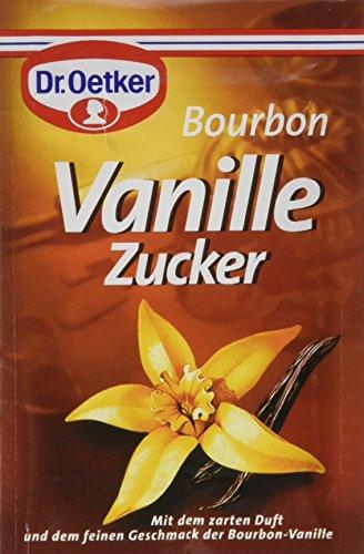 Dr. Oetker Bourbon Vanille-Zucker, 13er Pack (13 x 24 g)