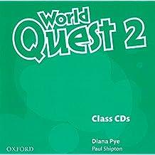 World Quest 2. Class CD (3)