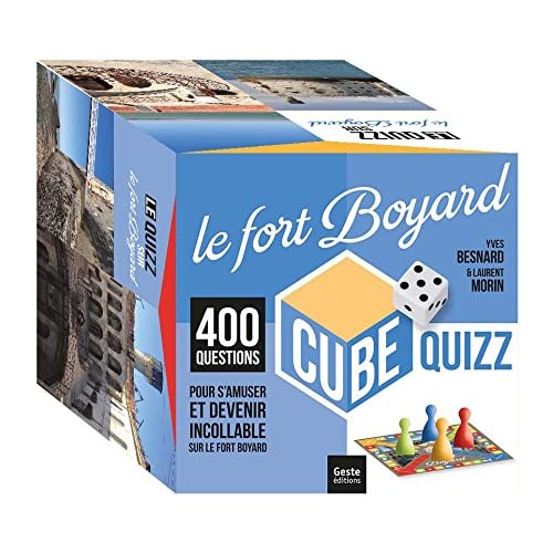 Fort Boyard Cube