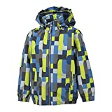 Color Kids. Regen-Jacke Nextor