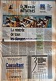 Telecharger Livres MONDE DES INITIATIVES LE du 04 09 1996 TERTIAIRE DU COL BLANC A L EMPLOYE ENTRETIEN JEAN PAUL FITOUSSI PRESIDENT DE L OFCE ANNONCES CLASSEES DANS INITIATIVES METIERS DU 10 SEPTEMBRE LA RENTREE DE TOUS LES DANGERS PAR ALAIN LEBAUBE LE RECRUTEMENT DES JEUNES DIPLOMES CONFIRME UNE RELATIVE EMBELLIE PAR CATHERINE LEROY SELON L INSEE LA PRECARITE GAGNE DU TERRAIN PAR OLIVIER PIOT LES EFFECTIFS SALARIES SONT EN STAGNATION PAR FRANCINE AIZICOVICI LA CROISSANCE N EST PAS SEULEM (PDF,EPUB,MOBI) gratuits en Francaise