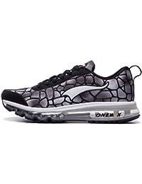 premium selection 2e77f e256c ONEMIX Baskets Basses Homme Chaussures de Running Entrainement Homme  Ultraléger Air