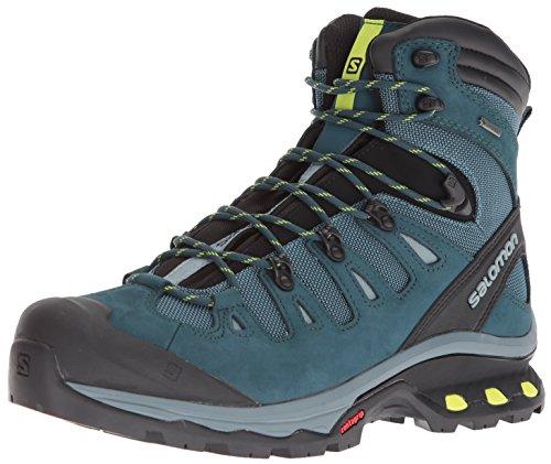 reputable site 1e57b b128c Salomon Quest 4d 3 GTX, Chaussures de Randonnée Hautes Homme, Bleu (Mallard  Blue