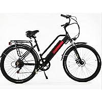MINICARS Bicicleta eléctrica Classic 27 Pulgadas 250 W ...