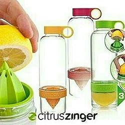 ALPYOG Citrus Zinger Lemon & Fruit Bottle Juicer Cup